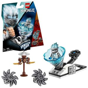 TOUPIE - LANCEUR LEGO NINJAGO - Spinjitzu Slam - Zane, Jeu pour Enf