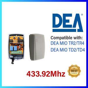 TÉLÉCOMMANDE DOMOTIQUE  Portail Récepteur compatible DEA. Récepteur univer