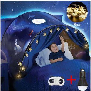 TENTE DE LIT Dream Tents - Tente de Lit Enfants Tente Playhouse