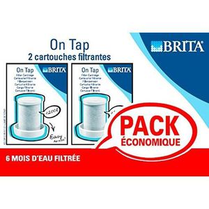filtre robinet brita achat vente filtre robinet brita. Black Bedroom Furniture Sets. Home Design Ideas