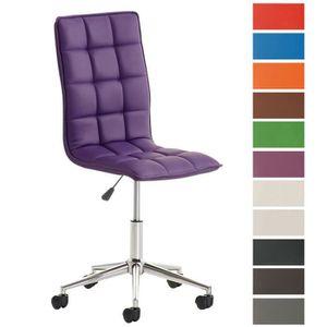 CHAISE DE BUREAU CLP Moderne tabouret de travail PEKING, chaise de