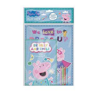 66 x 72 pouces-filles rose lilas Peppa pig /'happy/' prêts paire de rideaux
