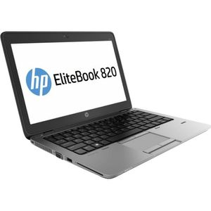 Top achat PC Portable HP EliteBook 820 G1 - 8Go - 240Go SSD pas cher
