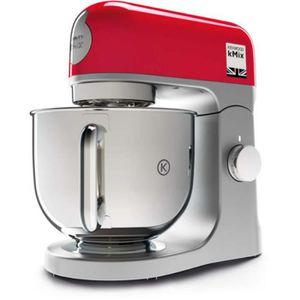 ROBOT DE CUISINE Robot pâtissier Kenwood KMX750RD Kmix Rouge