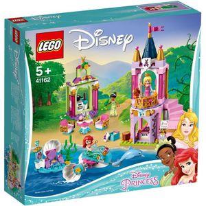 ASSEMBLAGE CONSTRUCTION LEGO® Disney 41162 La Célébration Royale D'Ariel,