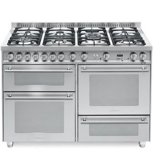 PLAQUE MIXTE LOFRA P126SMFE + MF-2Cl 120x60 cuisinière AVEC TOP