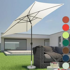 parasol balcon achat vente parasol balcon pas cher cdiscount. Black Bedroom Furniture Sets. Home Design Ideas
