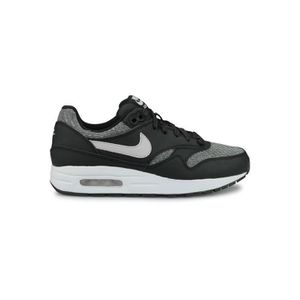 BASKET Baskets Nike Air Max 1 Se Junior Noir.