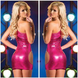 ENSEMBLE DE LINGERIE Femmes sexy Lingerie érotique Mini robe Hot Lady e