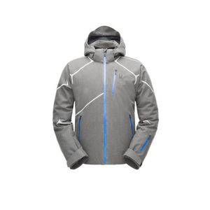 BLOUSON DE SKI Veste Ski Homme SPYDER Bromont gris 10476