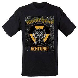 T-SHIRT Pas Cher Homme Tee shirt Fashion Shirt Motorhead H