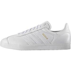 Adidas gazelle homme blanc - Cdiscount