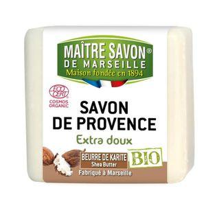 SAVON - SYNDETS MAITRE SAVON Savon de Provence Beurre de karité -