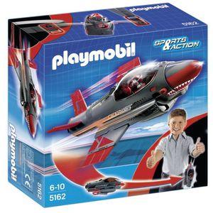 UNIVERS MINIATURE Playmobil - 5162 - Jet À Emporter