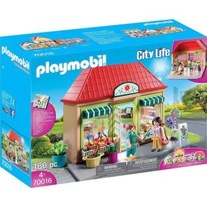 UNIVERS MINIATURE PLAYMOBIL 70016 - City Life La Ville - Magasin de