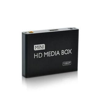LECTEUR MULTIMÉDIA Lecteur multimédia haute définition 1080P HDMI ...