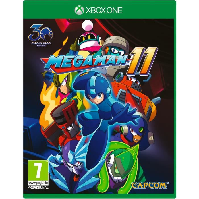 Mega Man XI Jeu Xbox One