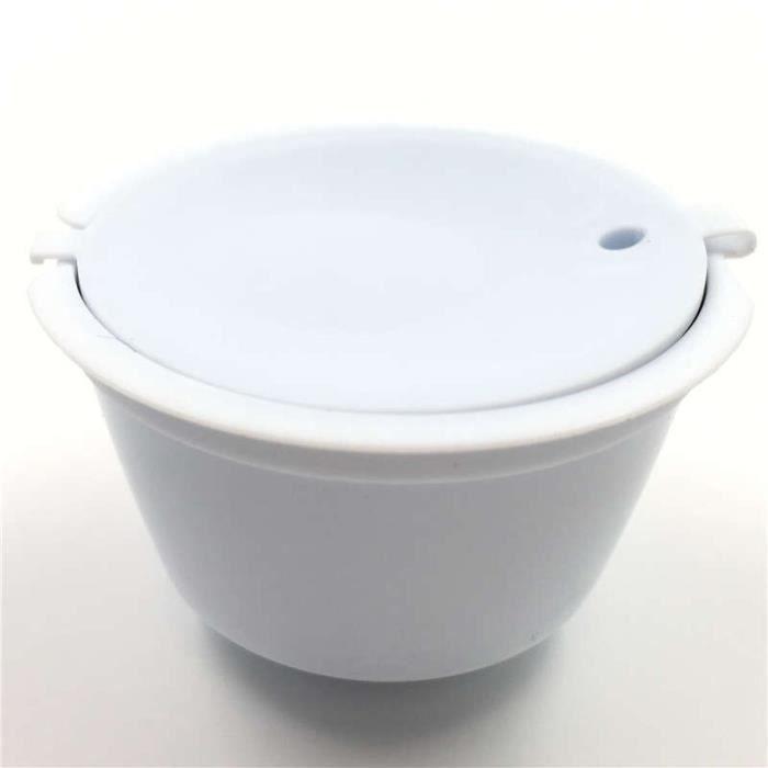 1 Pièces Capsule De Café Réutilisable Tasse de Filtre pour Nescafé Rechargeable Casquettes Cuillère Brosse Filtre [4DB2F3A]
