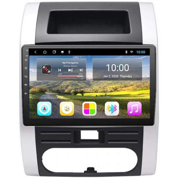 BOITE NOIRE VIDEO - CAMERA EMBARQUEE Voiture GPS Navigation 9 Pouces pour Nissan X-Trail Qashqai 2008-2012 Android Vertical Scre80