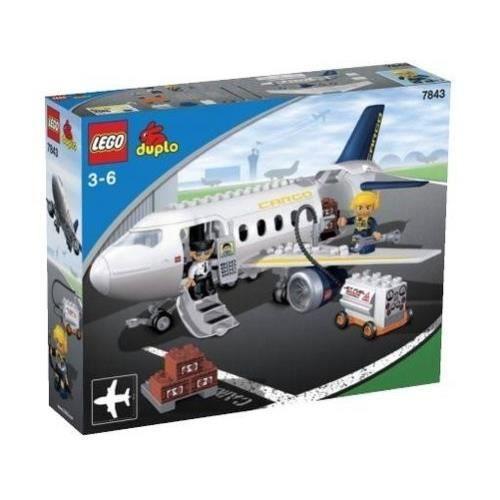 Lego - 7843 - Duplo - Avion
