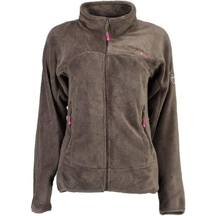 Polaire Femme Geographical Norway Upaline Taupe