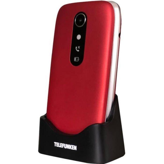 Telefunken S540 Rouge
