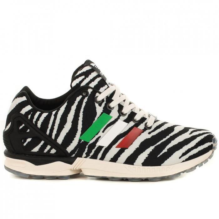 basket adidas zebre