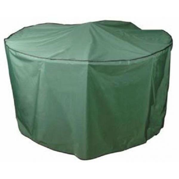 Jocca - Housse de protection pour table de jardin ovale - 3733