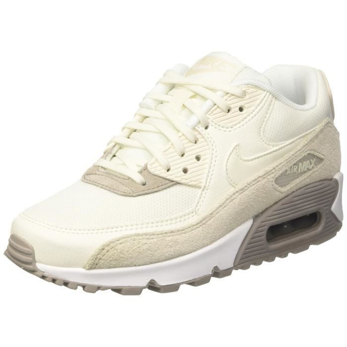Nike baskets femme wmns air max 90 3TB06L Taille-35 1-2 ...