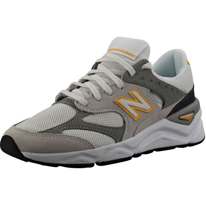 basket jaune new balance