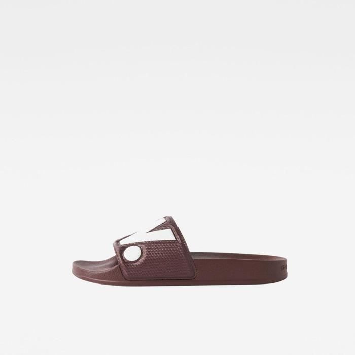 TONG chaussures femme tongs gstar cart slide ii. enfile