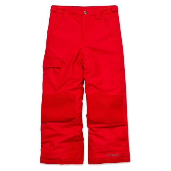 ,XL//R Columbia Bugaboo II Pantalon de Ski pour Homme,Bleu Azul