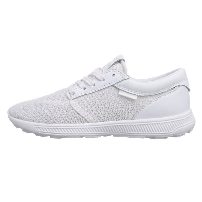 SUPRA Hammer Run Chaussure Homme - Taille 42.5 - BLANC 0wy39hH6wG