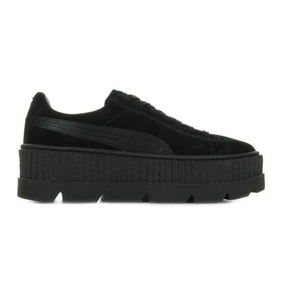 Puma chaussure de mode, Fenty Cleated Creeper Suede Women Brands Expert