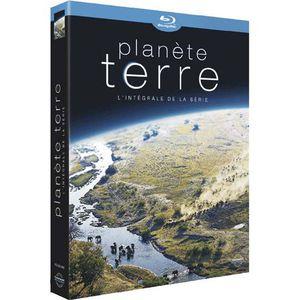 BLU-RAY DOCUMENTAIRE Blu-Ray Planète Terre - L'intégrale de la série