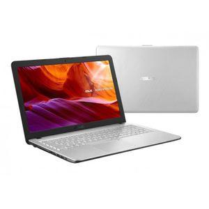 """Top achat PC Portable ASUS Ordinateur Portable - X543UA-GQ1685T - Écran 39,6 cm (15,6"""") - 1366 x 768 - Pentium 4417U - 4 Go RAM - 256 Go SSD - Argenté pas cher"""