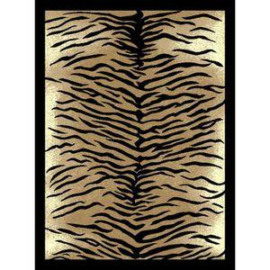 TAPIS Tapis moderne zebre 160 x 230  Ref 1470