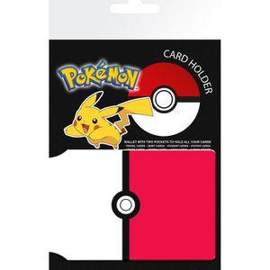 PORTE CARTE Porte Carte Pokemon Pokeball