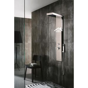 douche cascade achat vente douche cascade pas cher cdiscount. Black Bedroom Furniture Sets. Home Design Ideas