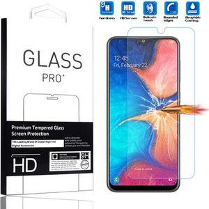 Film Vitre Protecteur r/ésistant HD Ultra Transparent Protection /écran pour Samsung Galaxy A50 Compatible SONWO Protection /écran Galaxy A50 en Verre tremp/é 1 Pi/èces