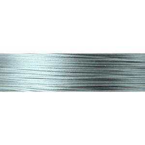Bijoux FIL NYLON NYLON ARGENT 0,38 mm couleurs 2,5 m