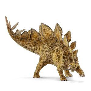 FIGURINE - PERSONNAGE Schleich Figurine 14568 - Dinosaure - Stégosaure