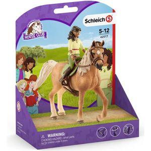Schleich 42413-Lisa /& Storm-Chevaux mobiles cavalière-Horse Club