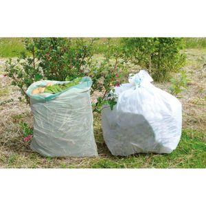 SAC À DÉCHETS VERTS  VILMORIN 10 sacs déchet - 110 L - Vert bio