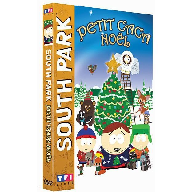 DVD FILM DVD South Park, petit caca Noë