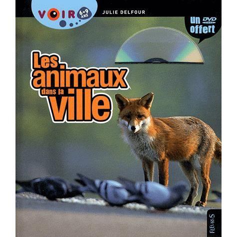 Les animaux dans la ville