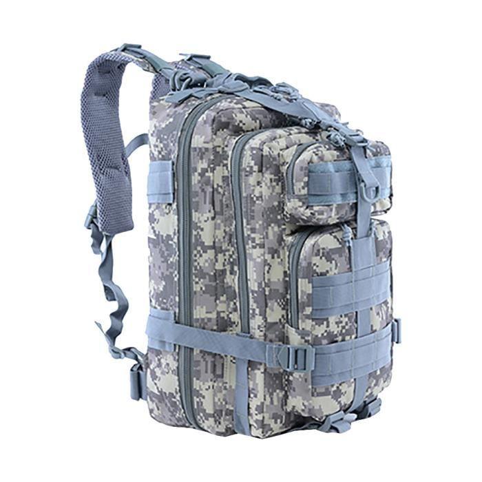 20L 3P Outdoor Rucksacks Sac à dos Camping Randonnée Trekking Bag J6914