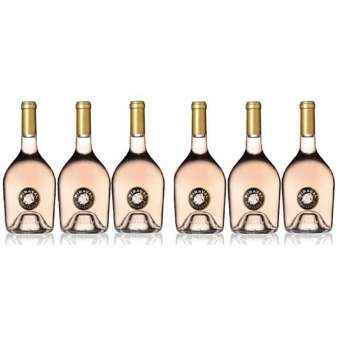 Miraval cuvée Jolie-Pitt par 6 Côtes de Provence 2015