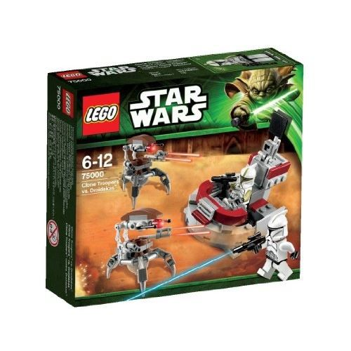 LEGO STAR WARS TM - 75000 - JEU DE CONSTRUCTION…