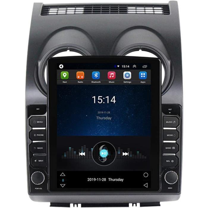 AUTORADIO 9.7 Pouces Android 8.1 Autoradio pour Nissan Qashqai 2006-2013 Support Navigation GPS Sat Nav Auto Bluetooth WiFi FM254